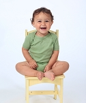 Organic 3 Piece Onesie Set